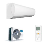 Aer conditionat Midea Blanc MSMAAU-09HRDN1 Inverter 9000 BTU