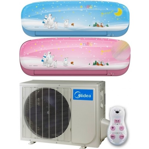 Aer conditionat Midea Kids Star Inverter 9000 BTU