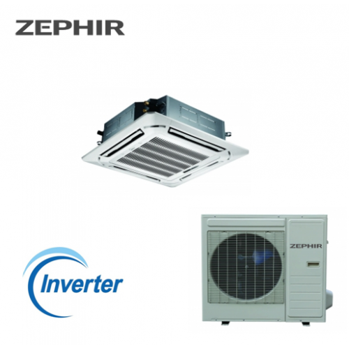 Aer conditionat tip caseta Zephir MCA-24HRSCO4 Inverter 24000 BTU