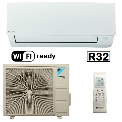 Aer conditionat Daikin Sensira Bluevolution R32 FTXC20B-RXC20B Inverter 7000 BTU