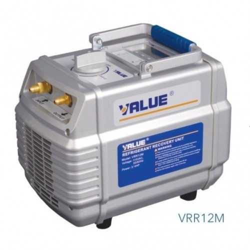 Statie recuperare freon Value VRR12M