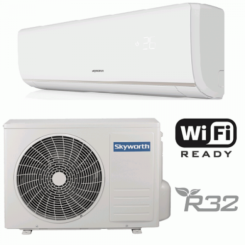 Aer conditionat Skyworth Standard All DC R32 SMVH18B-4B2A3NG Inverter 18000 BTU