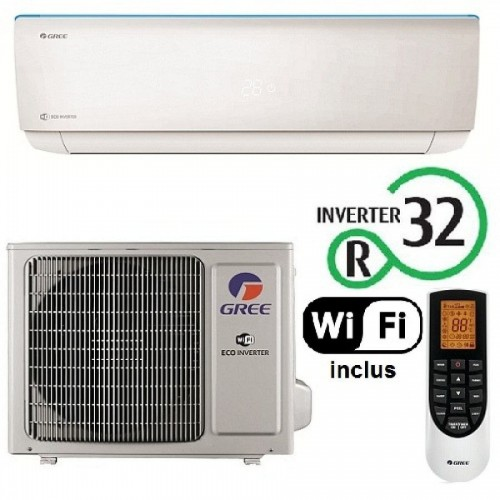Aer conditionat Gree Bora A4 R32 GWH24AAD-K6DNA4A Inverter 24000 BTU