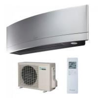 Aer conditionat Daikin Emura Bluevolution FTXJ25MS-RXJ25M Inverter 9000 BTU Silver