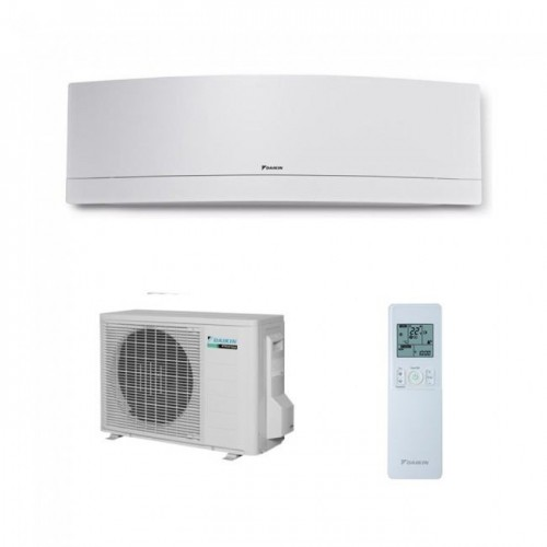 Aer conditionat Daikin Emura Bluevolution FTXJ50MW-RXJ50M Inverter 18000 BTU White