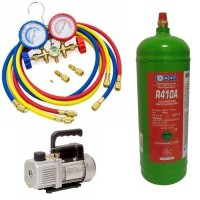 Incarcare cu freon aparate aer conditionat tip split 14000 - 24000 BTU